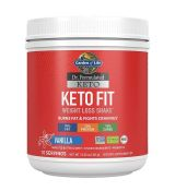 Keto Fit - Weight Loss Shake - Vanilka 355g.