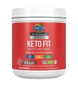 Keto Fit - Weight Loss Shake - Čokoláda 365g.